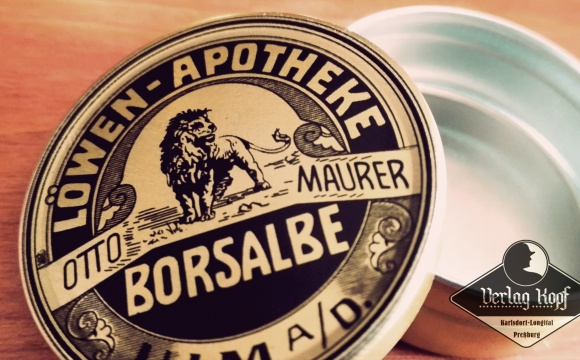 Borsalbe is cream suitable for minor skin injuries.