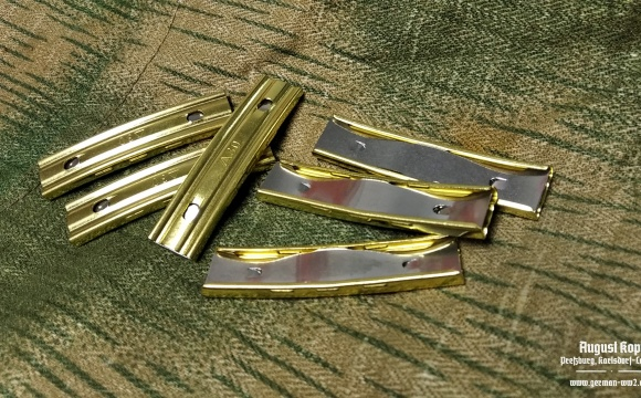 Set of army loading clips suitable for K98 7,92x57.
