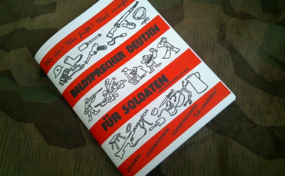 New serie of a perfect guide for german reenactors (made from original 1944).