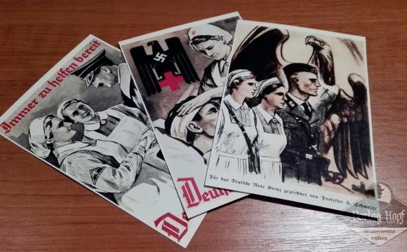 New set from Deutches Rotes Kreuz organization.