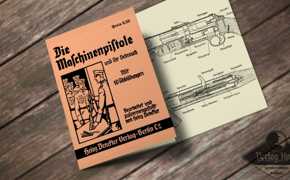 The submachine gun.