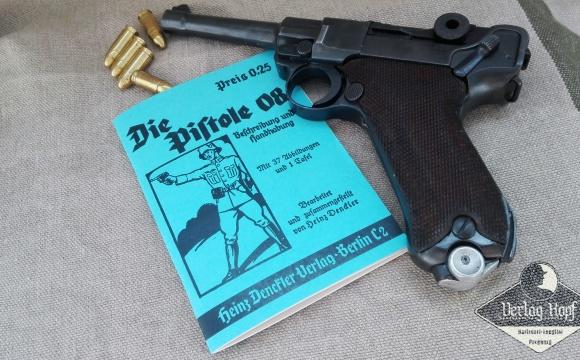 The pistol 08.