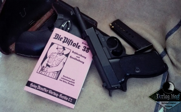 The pistol 38.