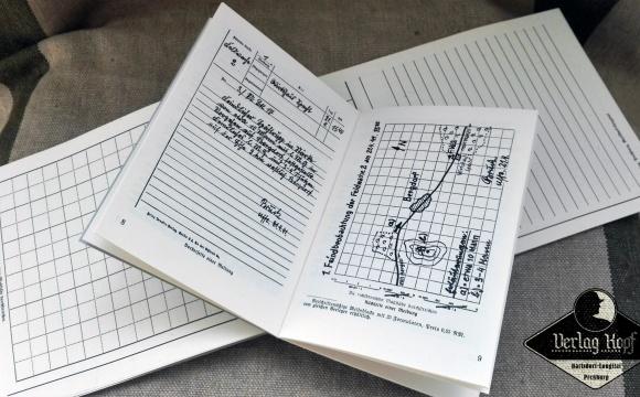 Das Abfassen von Meldungen und das Anfertigen von Skizzen