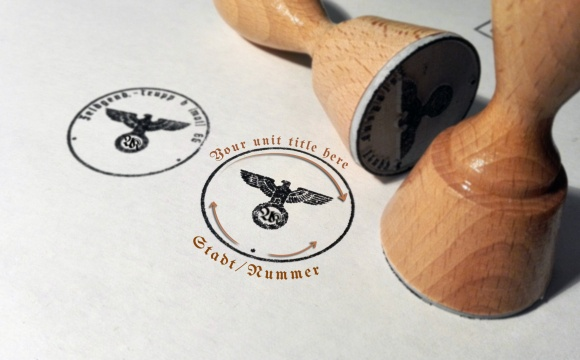 Let us make you your customized rubber stamps.