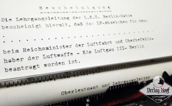 Enjoy our typewriting service.