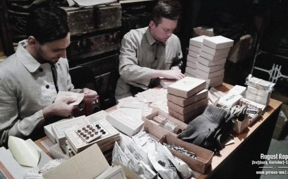 Weihnachten Mystery Box - reiche Tantchen