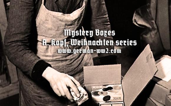 Weihnachten Mystery Box - Deutsches Reich