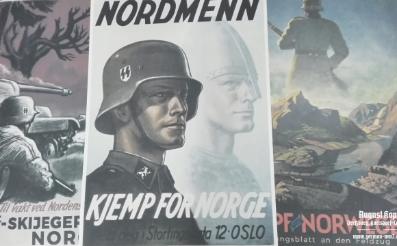 Interesting Norway based posters, calling for old tradition and volunteers.