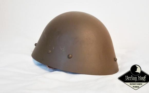 Czechoslovak vz.32 steel helmet size M