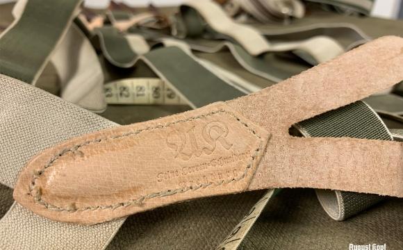 German WW2 Suspenders