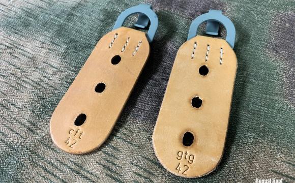 Tornister D-Ring Hook Set