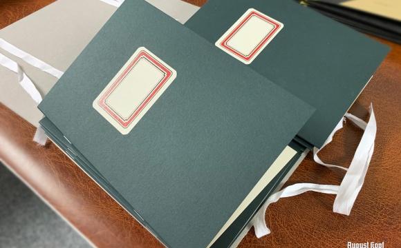 Vintage Notebook bundle set 3+6+1