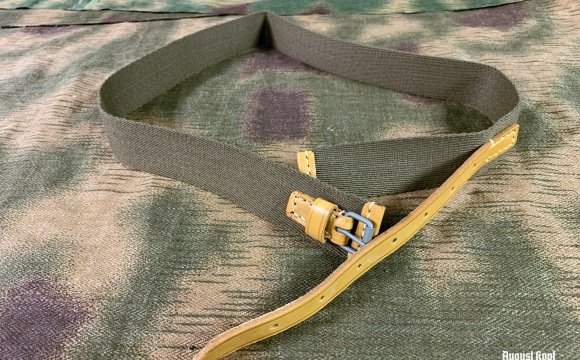 Popular trouser canvas belt comes in 4 different sizes.