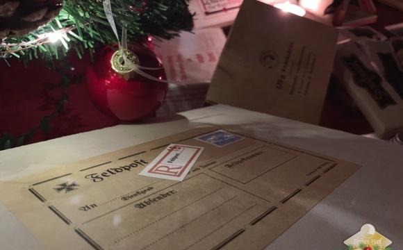 Weihnachten Box - höhere Klasse