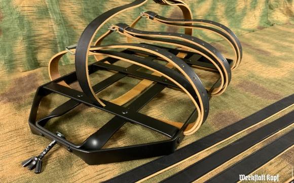 Set of 4x bike Gepäckträger straps
