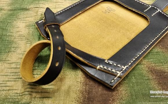 Feldspaten carrier Leather version
