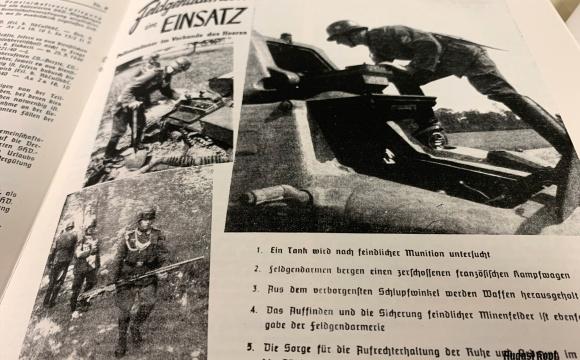 Polizei Magazine April 1941