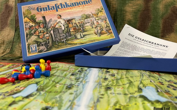 Great board game for two players.