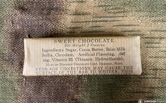 US 2OZ Sweet Chocolate