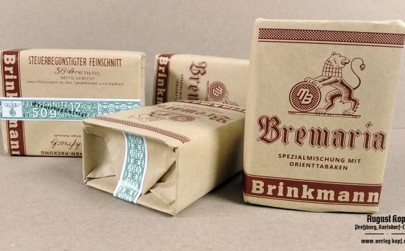 Very nice design of WW2 tobacco box.