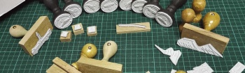 Rubber Stamps - how to